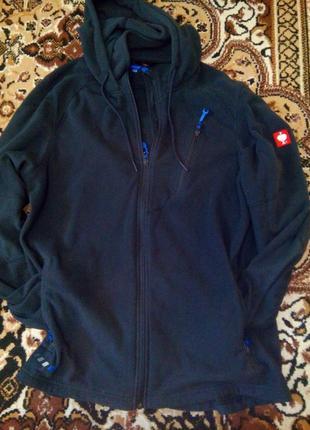 Куртка-олімпійка чоловіча фліс
