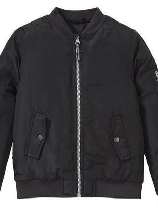 Демисезонная куртка бомпер на девочку pepperts германия размер 10-12 лет