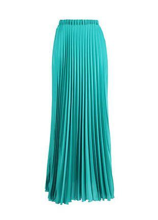 Хит лета!!! юбка плиссированная очень нежного цвета.