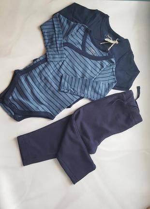 Комплект боді + штанці