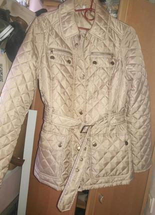 Курточка стеганная размер 14