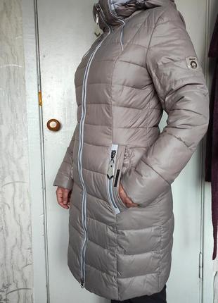 Зимняя теплая куртка, курточка, пальто холлофайбер kapre