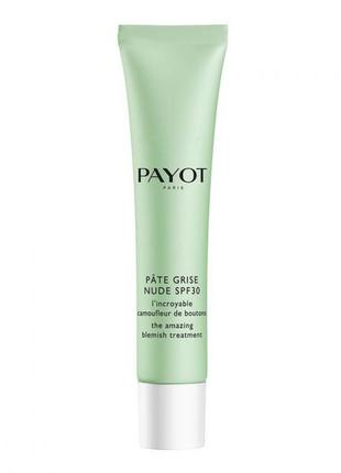 Payot cc крем pate grise nude spf 30