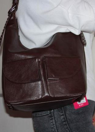 Качественная женская повседневная сумка