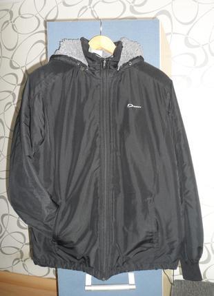 Зимняя курточка demix