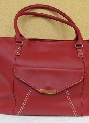Деловая женская сумка daniel hechter