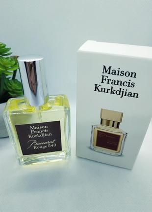 Парфюмированая вода maison f. kurkjian baccarat rouge 540 - 35 ml