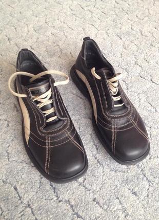 Кожаные туфли marc германия