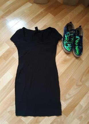 Футболка платье