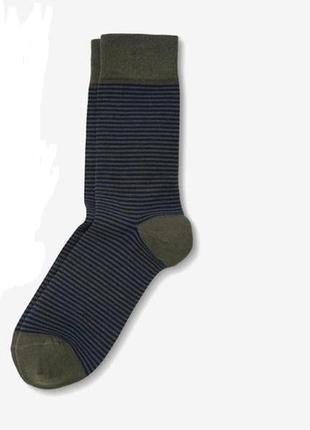 Хлопковые носки tchibo, германия - размер 41-47