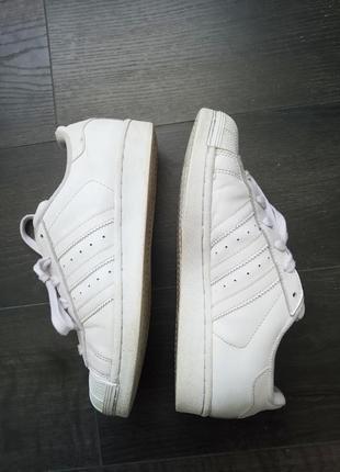 Кроссовки кожа adidas размер 36