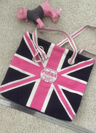 Victoria's secret летняя сумка