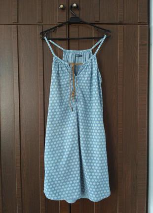 Летнее свободное платье, сарафан, сукня, літнє плаття