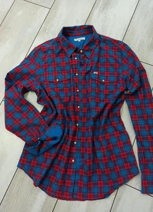 Продам сорочку lee , стан ідеальний,одягалась один раз. дефектів немає,розмір m