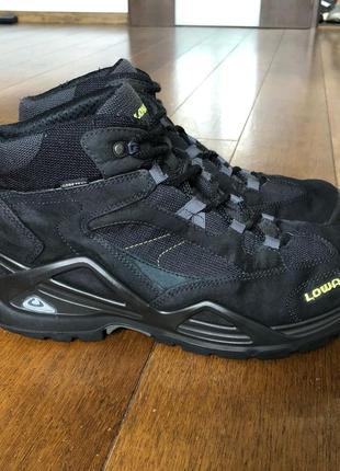 Термо ботинки lowa мембрана gore-tex  р. 45