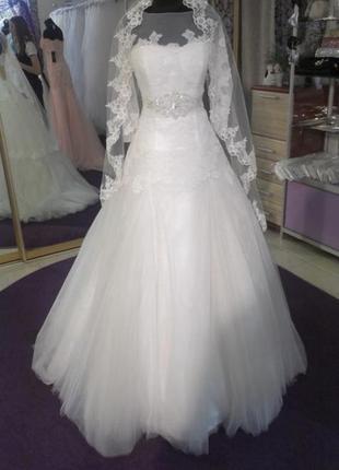 Свадебное платье tm armonia