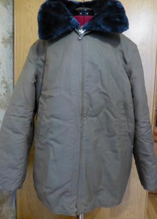 Генеральская меховая зимняя куртка и брюки са ссср