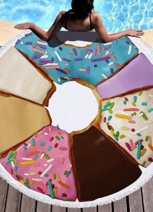Покрывало пончик sport line - №6054