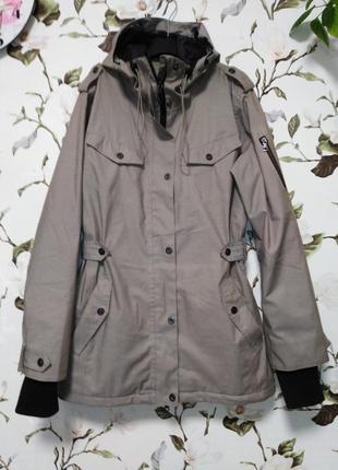 Зимняя термо куртка парка everest
