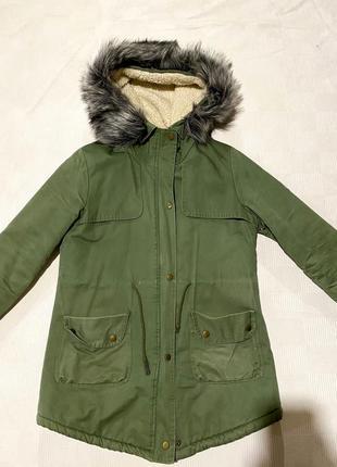 Куртка, парка зимняя