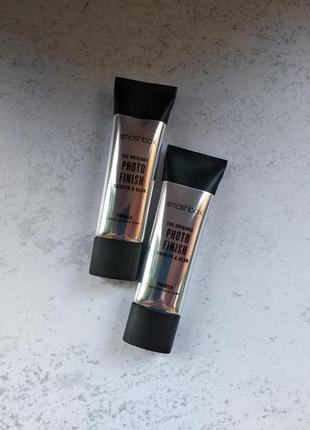 База під макіяж smashbox photo finish foundation primer