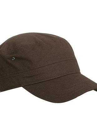 Ко дню защитника 160 14и15го новая кепка милитари велкро коричневая хб немка