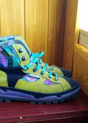 Треккинговые ботинки allrounder