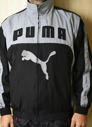 Мастерка-курточка puma