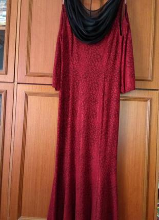 Супер платье на  любое торжество.