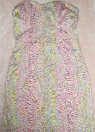 Очень классное платье h&m хс