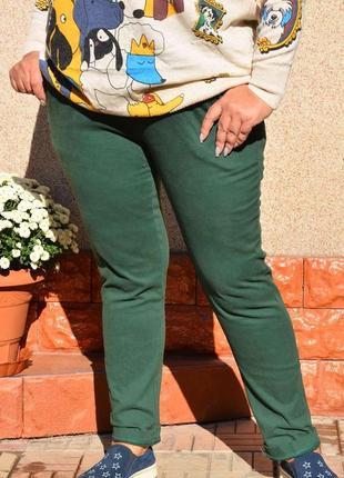 Шикарные брюки стрейч люкс качество италия