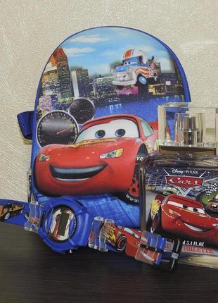 Disney cars подарочный набор для мальчиков