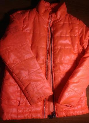 Яскрава куртка унісекс