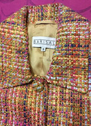 Твидовый красавчик пиджачок 🍬