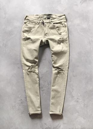 Рвані джинси h&m