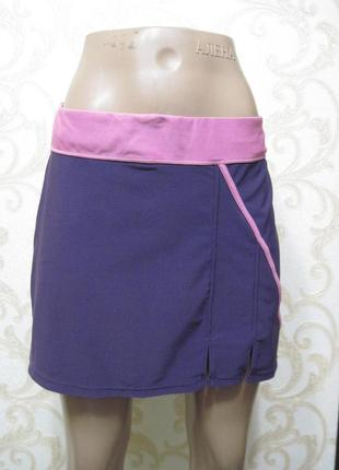 Теннисная юбка-шорты nike