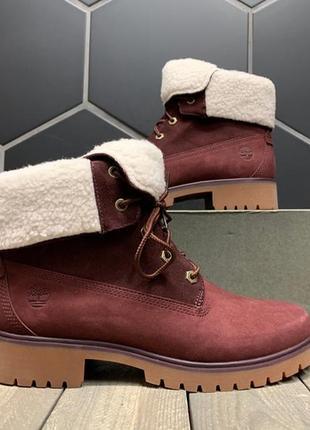 Ботинки зимние timberland women's jayne waterproof оригинал