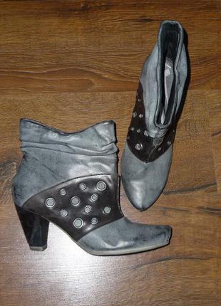 Ботинки,полусапожки