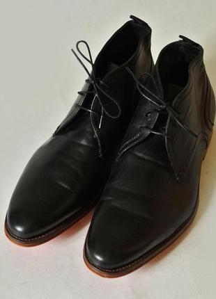 Класичні чоловічі туфлі minelli (португалія)42 р.