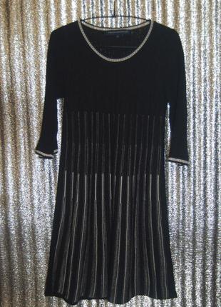 Платье вязаное french connection с шестью (m)