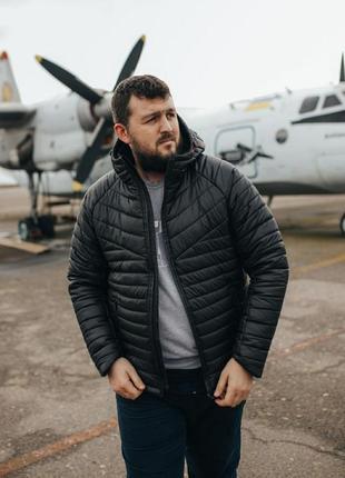 Мужская зимняя куртка найт / чоловіча зимова куртка