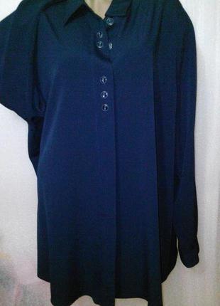 Блуза оверсайз linea petit