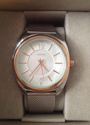 Часы parfois металл серебро