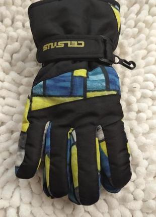 Термо перчатки,краги,рукавиці celsius исландия