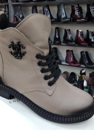 Зимние ботинки phany