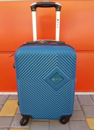 Дорожный чемодан fly roayl blue