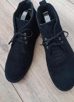 Ботинки,дезерти invito 39p