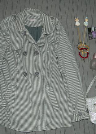 Куртка плащ 14 размер