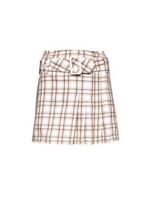 Стильная школьная юбка h&m на девочку 14 лет