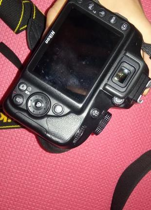Дзеркальний фотоапарат nikon d300